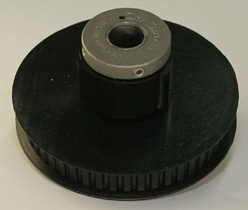 1869 Fractional Revolution Pulley Clutch, Federal APD 30-4325