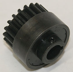 2874 Overrunning Gear Clutch Hot Stamper, K150-08, K150-09