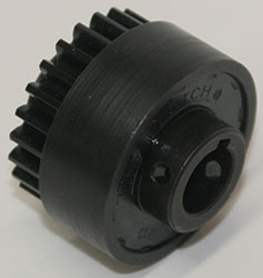 2877 Overrunning Gear Clutch Hot Stamping