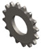 2583 Sprocket 16 Tooth, 25 Pitch - Tiny-Clutch