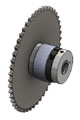 1478 Tiny-Clutch, Indexing Sprocket Clutch, R. Funk A8523