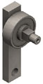 2536 Tiny-Clutch, One Way Roller Clutch, Perey Turnstiles